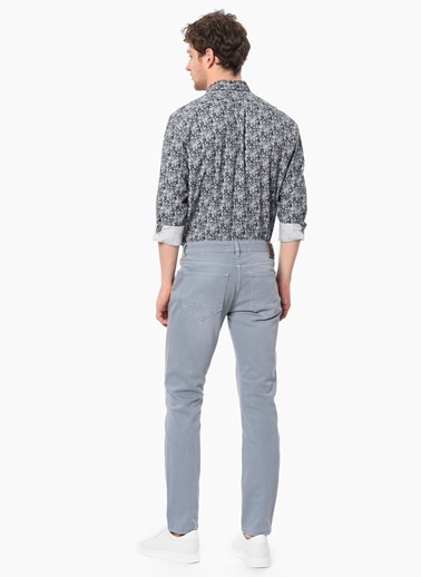 Network Denim Pantolon Turkuaz